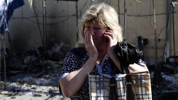 Более 2 тысяч мирных жителей отдали свои жизни на Донбассе (иллюстрация)