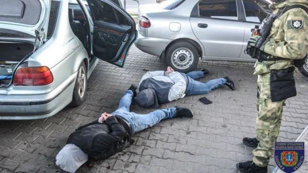 Задержанных подозревают в разбоях и грабежах