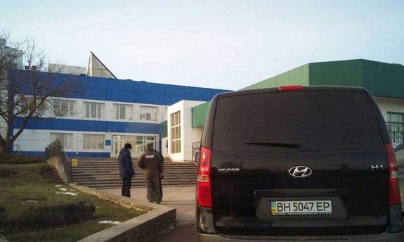 НАБУ проводит обыск у начальника филиала АМПУ в порту