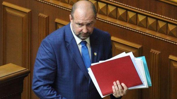 Сергій Мельничук пішов