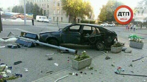 ВХарькове освободили из-под ареста подозреваемого вДТП с 2-мя погибшими патрульного