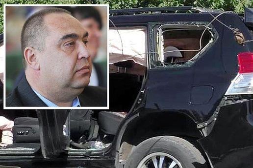 Покушение на Плотницкого произошло в августе 2016-го
