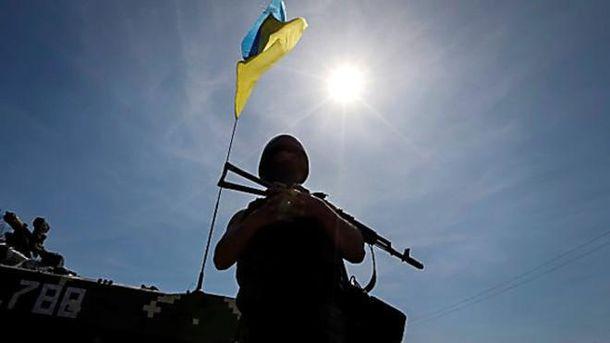 Двое украинских военных были ранены