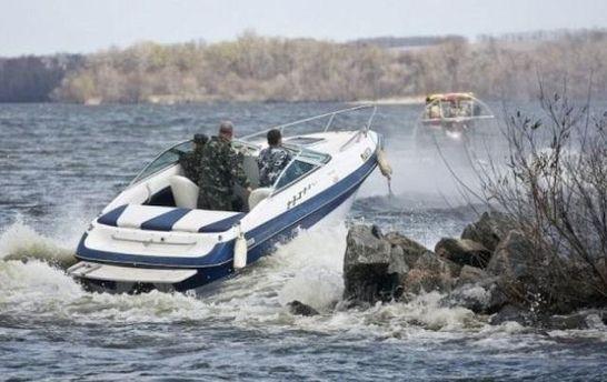 Рыбный патруль начал свою работу на Киевщине