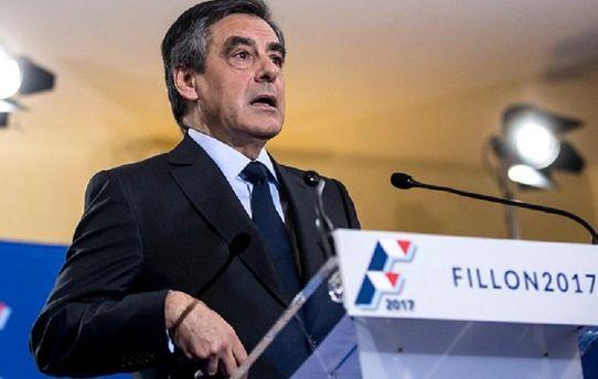Проросійсько налаштований кандидат у президенти Франції Франсуа Фійон