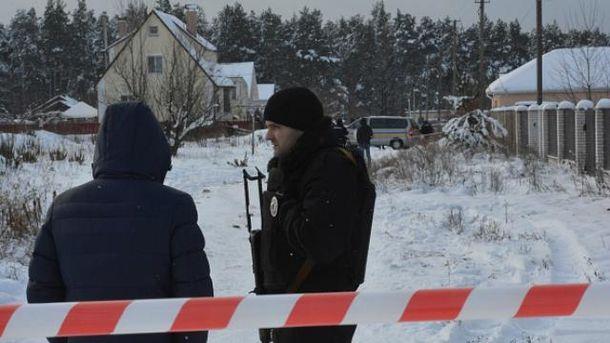 Перестрілка у Княжичах сталась в ніч на 4 грудня