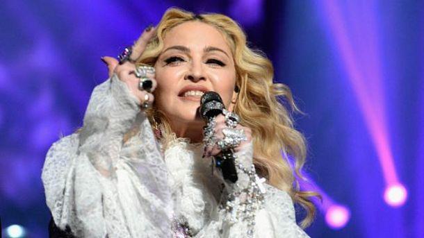 Мадонна стала женщиной года по версии журнала Billboard
