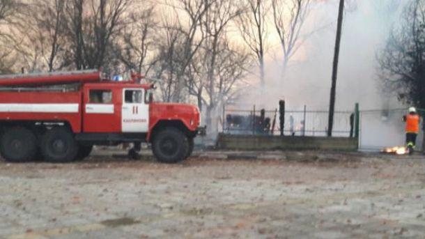 В Болгарії ліквідовують масштабні наслідки аварії