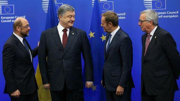 Саммит 24 ноября не увенчался успехом для Украины