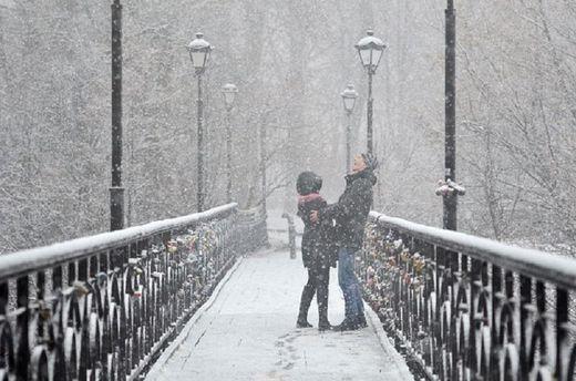 Дождь и снег: синоптики рассказали, какой будет погода в воскресенье