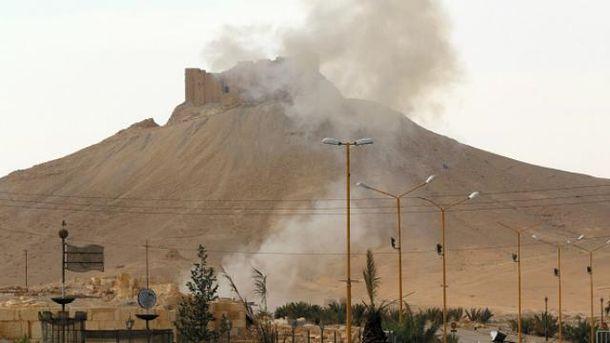 Боевики ИГИЛ снова в Пальмире.