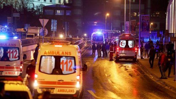 На місці вибуху у Стамбулі