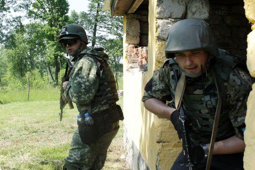 Украинская армия единственная, кто имеет реальный боевой опыт