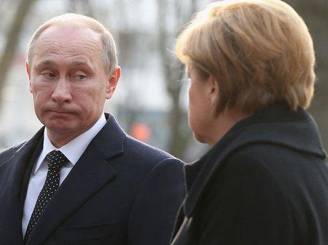 Путину невыгодно, чтобы Меркель переизбрали еще на один срок