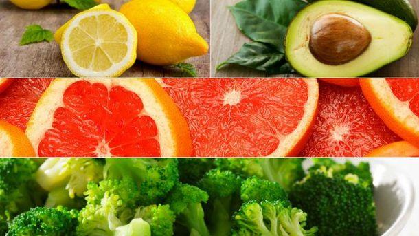 8 продуктів, які очищають організм