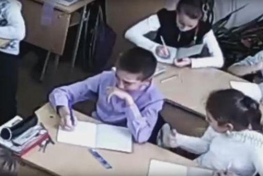Кримський школяр