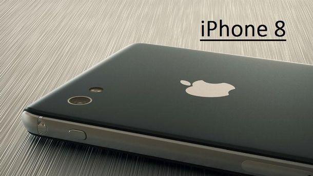iPhone 8 будет красного цвета