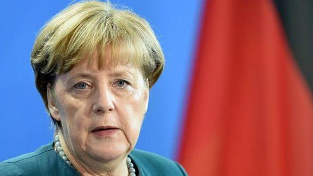 Меркель дала обещание Порошенко