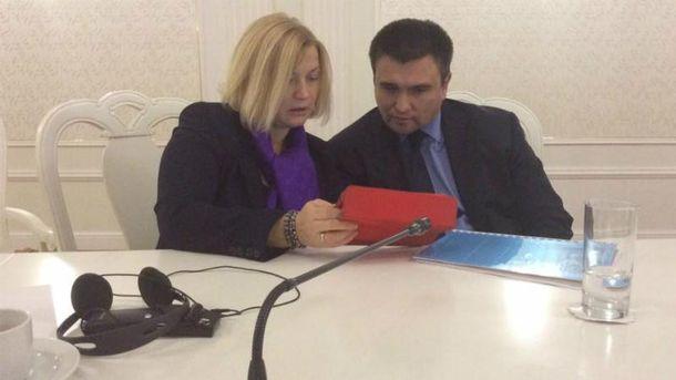 Україна готова йти на поступки лише в питанні звільнення полонених