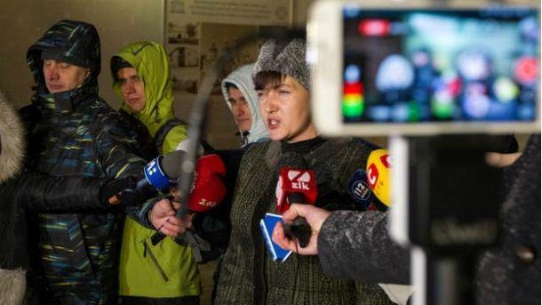 Савченко прокомментировала резкое заявление Тимошенко