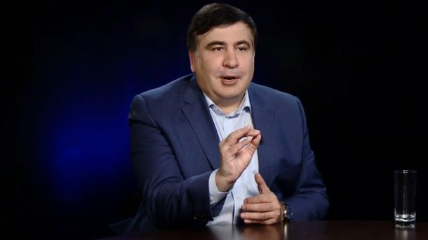 Саакашвили знает, как бороться с незаконной добычей янтаря