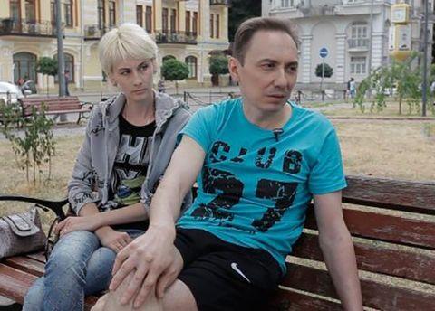 Маргарита Кушнірова та Іван Без'язиков