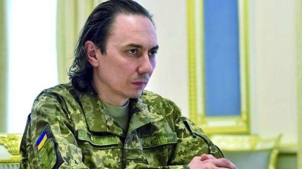 Ивана Безъязыков освободили из плена пару месяцев назад