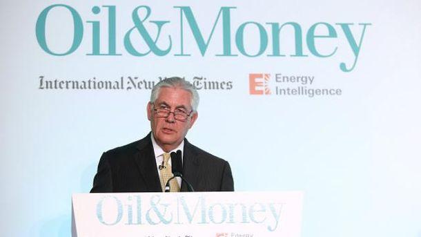 Держдеп США може очолити багаторічний глава  ExxonMobil