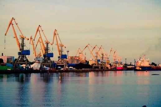 Херсонський морський торговий порт