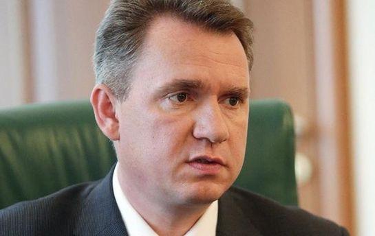 Глава ЦИК Михаил Охендовский