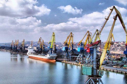 В українському порті