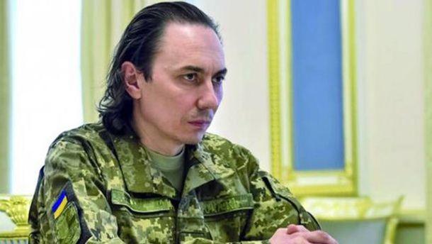 Полковник ЗСУ Іван Без'язиков
