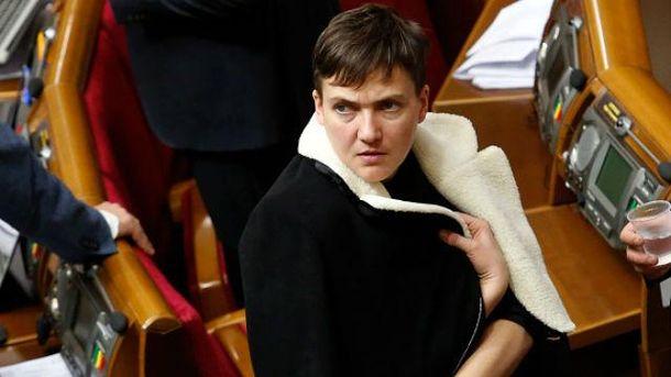 Власть может использовать Савченко, просто не признает этого