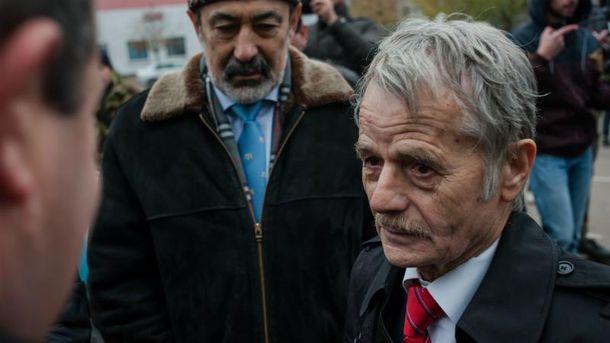 Мустафу Джемілєва досі не впускають до рідного Криму