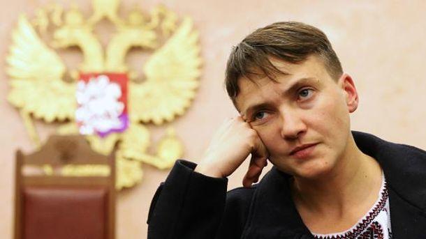Савченко не пам'ятає про зустріч з Тандітом