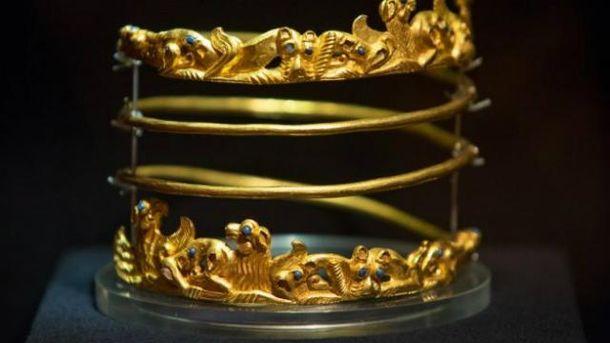 Коли скіфське золото можна буде побачити в Україні
