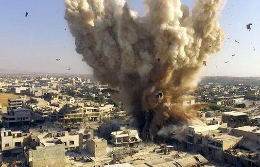Бои в Алеппо
