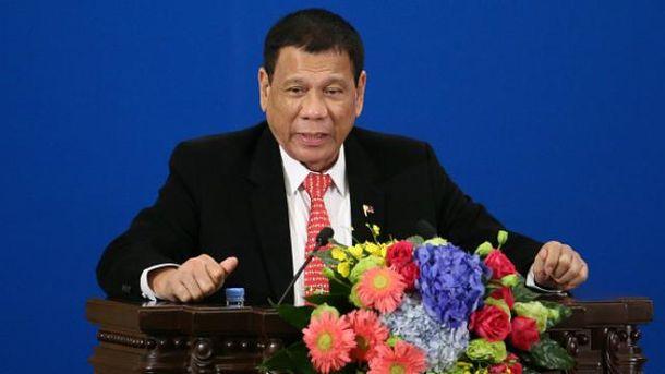 Президент Філіппін не приховує, що власноруч вбивав людей