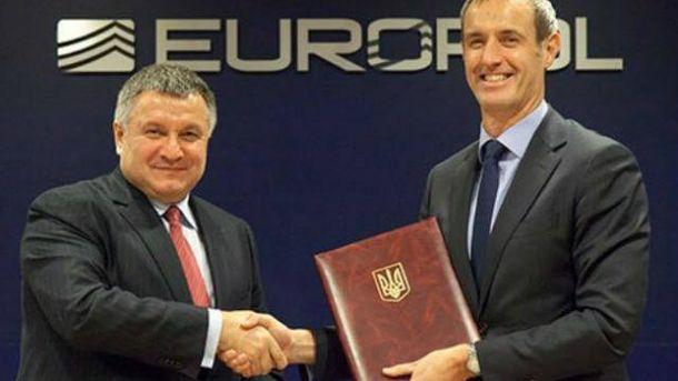 Аваков підписав важливу угоду в Нідерландах