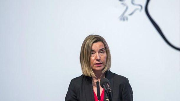 Могерини убеждена, что санкции против России будут продолжены