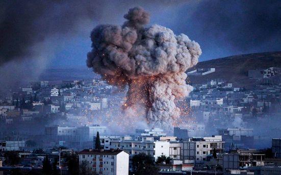 Наступление России и Сирии на Алеппо