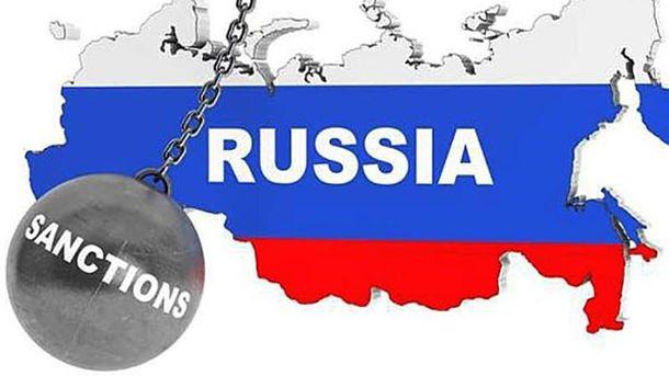 Санкції діятимуть принаймні до 2017 року