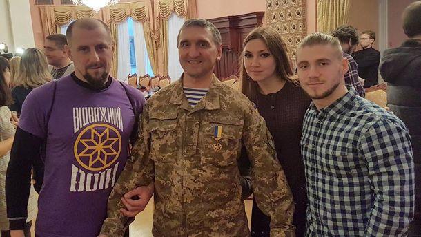 Герой Украины Игорь Гордийчук