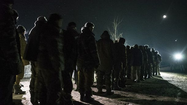 Українські військові мають бути звільнені з полону