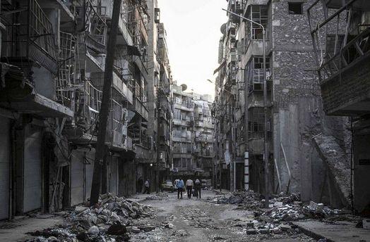 Апокалипсис в Алеппо