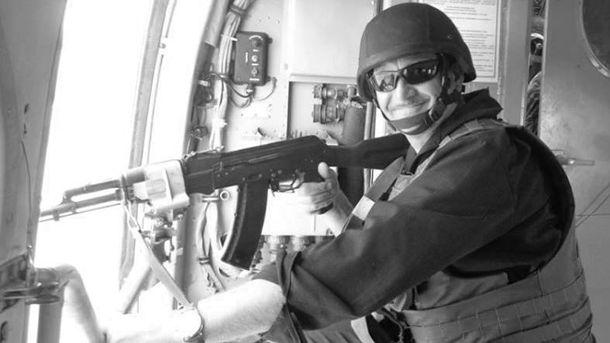 Небесний Генерал Сергій Кульчицький