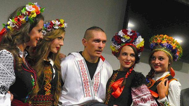 Не лише українки люблять Сашка