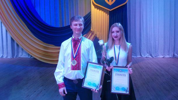 Лучшие шахматисты Украины – Михаил Алексеенко и Елизавета Малахова
