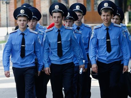 Стара форма міліції