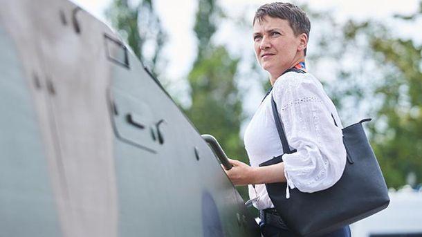 Тандит: Савченко основательно поведала Службе безопасности Украины опоездке вМинск